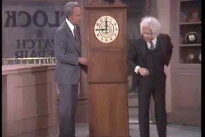 The Oldest Man: Clock Repair
