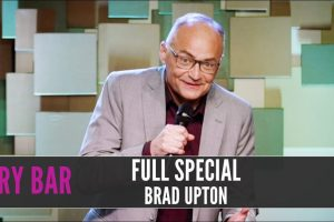 """Will Be Funny For Money"" – Brad Upton"