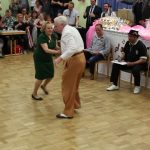 Amazing Dancing Boogie Woogie Senior Couple
