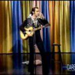 Andy Kaufman's Elvis Presley Impression