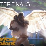 Massive Aerial Dance Act Delivers Incredible Flips on Stage