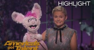 "Darci Lynne, The 13-Year-Old Ventriloquist, Returns With ""Show Off"""