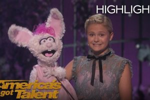 """Darci Lynne, The 13-Year-Old Ventriloquist, Returns With """"Show Off"""""""