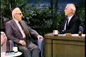 Oldest Active Farmer in America on the Tonight Show With Johnny Carson