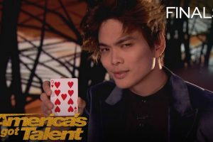 Shin Lim: Magician Performs Jaw-Dropping, Unbelievable Card Magic