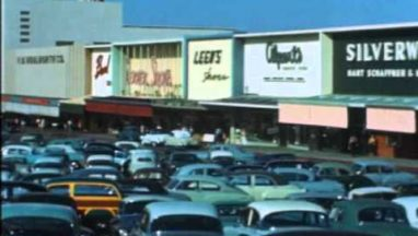Los Angeles in the 1950s