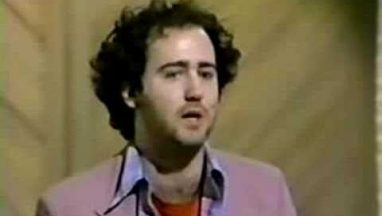 Andy Kaufman on Letterman (1980)