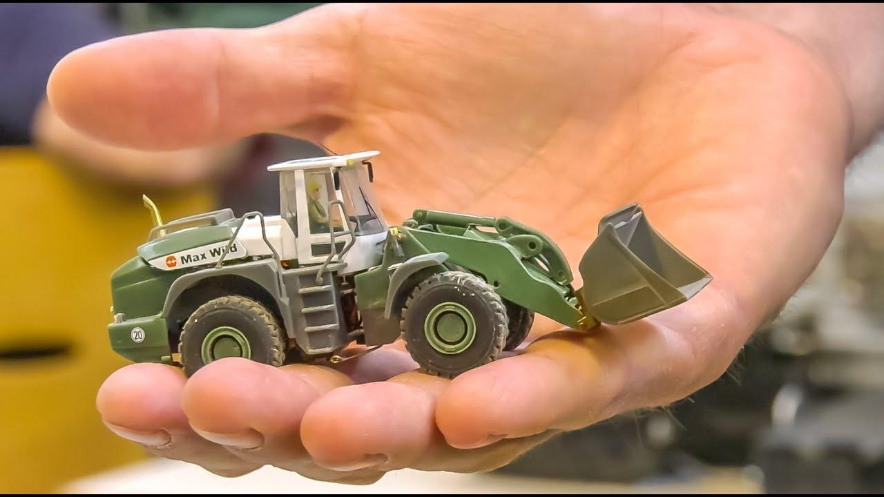 Micro R/C Trucks, Excavators and More – 1Funny.com