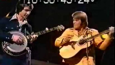Glen Campbell & Carl Jackson Dueling Banjos 1973