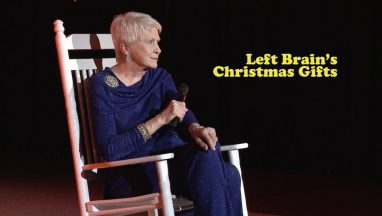 Left Brain's Christmas Gifts – Jeanne Robertson