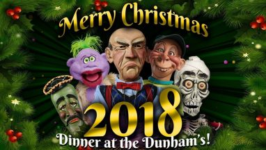 Christmas Dinner at the Dunham's!