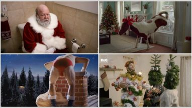 Top 10 Funniest Christmas Commercials of All Time