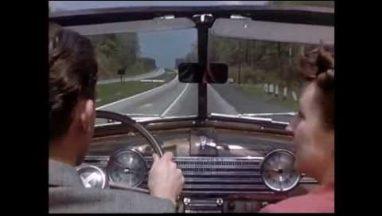 Driving Around 1946