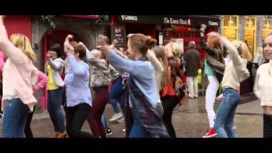 Hillbilly Girl Flash Mob