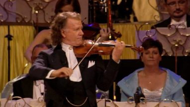 André Rieu: And The Waltz Goes On by Anthony Hopkins