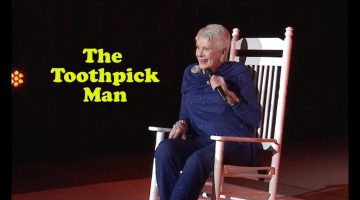 The Toothpick Man – Jeanne Robertson