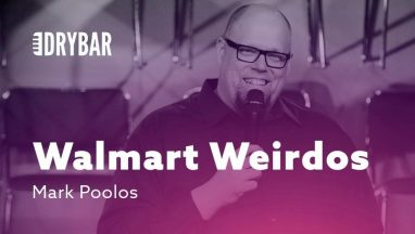 Weird People At Walmart – Mark Poolos