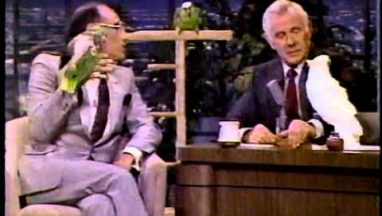 Birds Clips on The Tonight Show With Johnny Carson