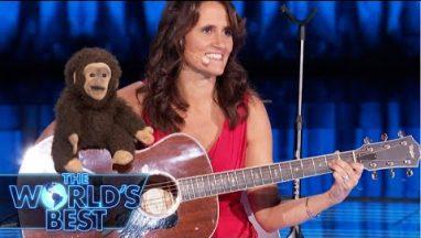 Dummy Monkey Hypnotizes Its Ventriloquist