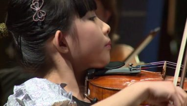 Amazing This 11 Year Old Violinist