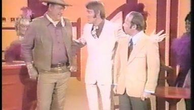 Glen Campbell, John Wayne and Tim Conway