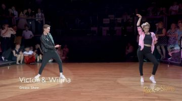 Grease Show – Victor & Wilma
