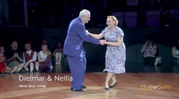 Never Stop Jiving – Dietmar and Nellia