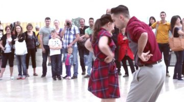 Rockabilly Jive Paris – Marty & Miss Dee