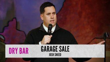 Weird People at Garage Sales