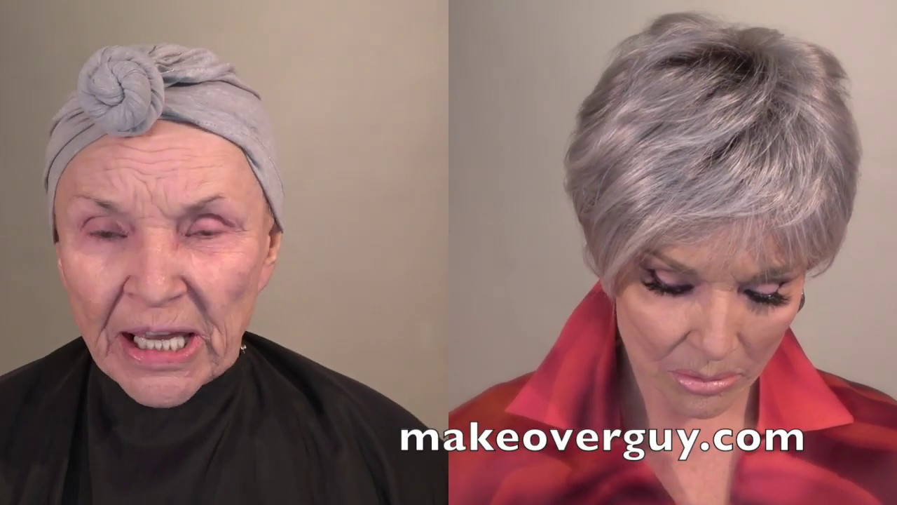 Makeup For 70 Year Old Woman