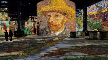 Magical Van Gogh Exhibit