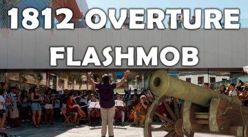 Amazing 1812 Overture Flashmob