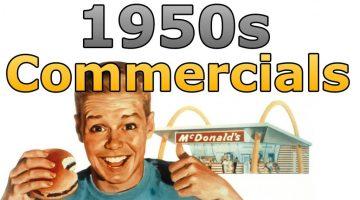 1950s Vintage Commercials