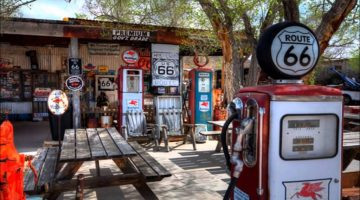 Old Gas Stations & Great Songs 2