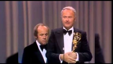 Tim Conway & Harvey Korman at the Emmys