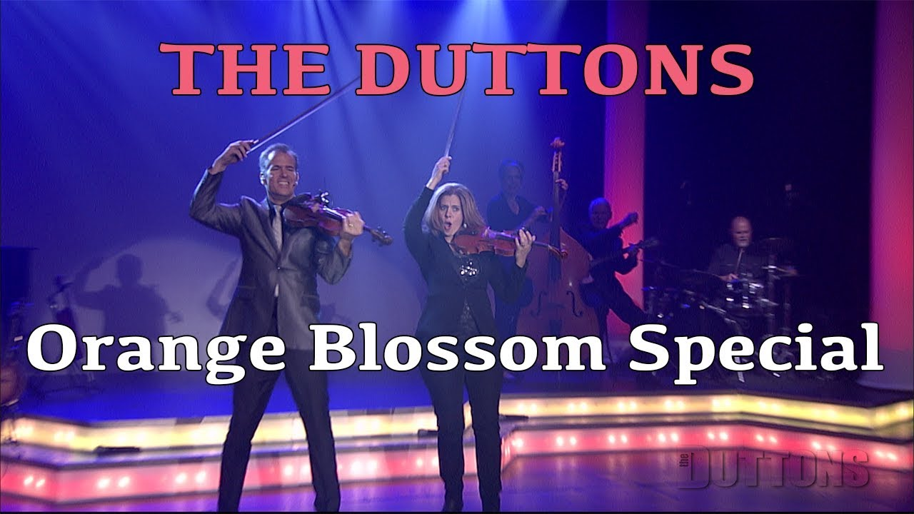 Dueling Fiddles – Orange Blossom Special Dutton Style