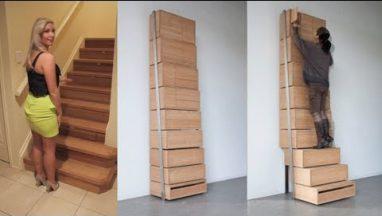 Mind Blowing Hidden Rooms & Secret Furniture