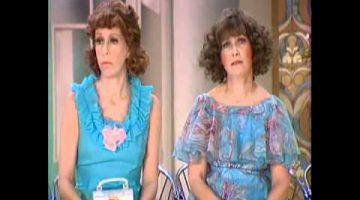 Wallflowers – The Carol Burnett Show