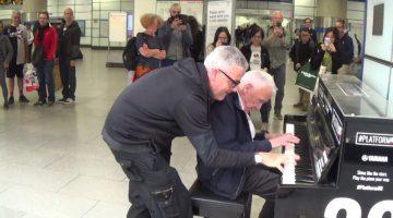 Senior Citizen Plays Piano… Then Magic Occurs