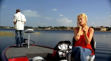 Taking the Girlfriend Fishing