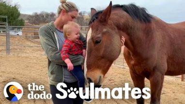 A Horse named Magic Inspires At-Risk Girls