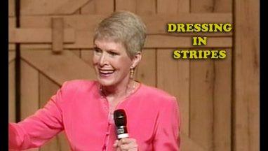 Dressing In Stripes – Jeanne Robertson
