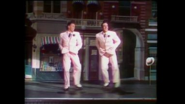 Frank Sinatra Reunites with Gene Kelly (1973)