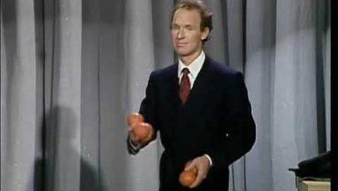 Michael Davis on the Tonight Show 1984