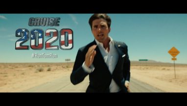 Tom Cruise 2020 Presidential Campaign Announcement!