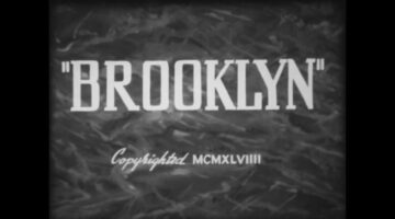 Travelogue of 1949 Brooklyn NY